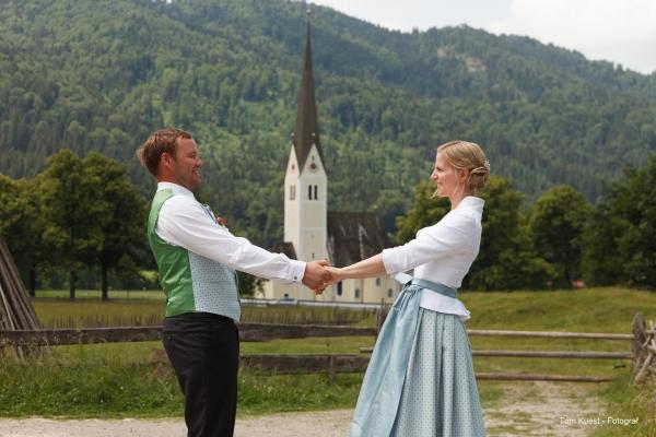 Hochzeit Schliersee