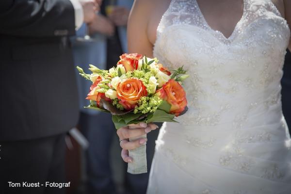 Hochzeitsfoto Brautstrauss Hochzeitsfotografie