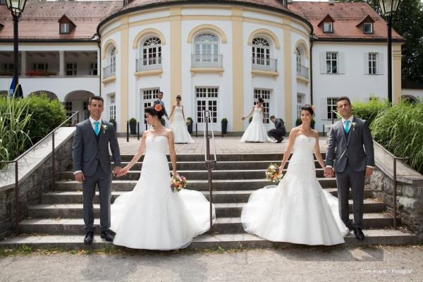 Hochzeitsfotograf Kurhaus Bad Tölz